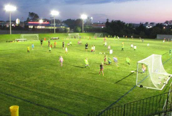 Online Soccer Registration