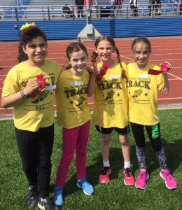 north bellmore pal track meet